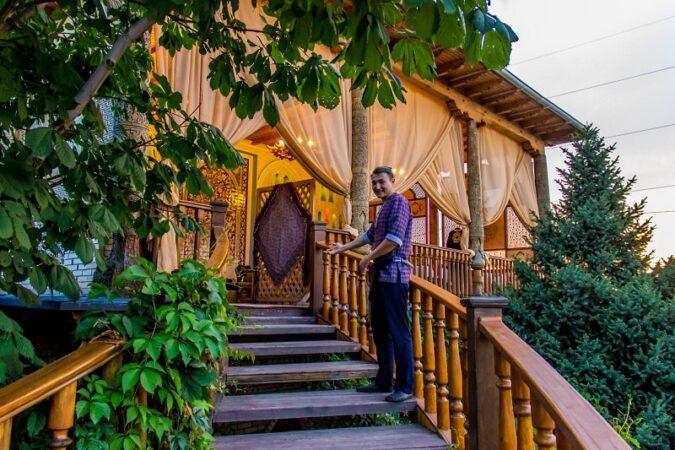 восточный ресторан «Алаша»